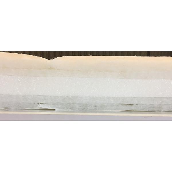 Ανώστρωμα Bs Strom Emerald Latex Top Μονό 90x200x6cm - Ελληνικής κατασκευής