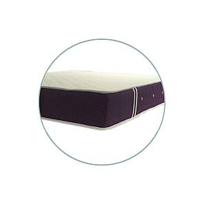 Στρώμα Achaia Strom Pocket Pearl Comfort Air Foam μονό 90x190x27cm